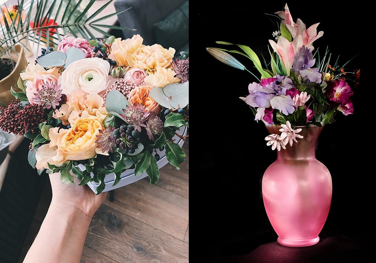 Bí quyết cắm hoa siêu xinh- Hoa 7 Ngày