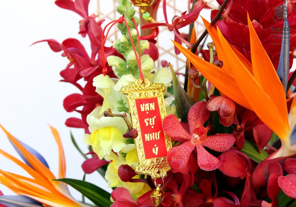 Ứng dụng hoa - mua nhanh chóng với Hoa 7 Ngày