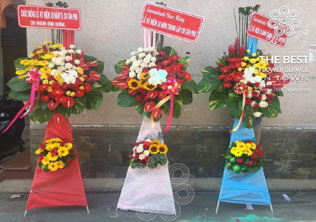 Hoa chúc mừng sao cho sâu sắc, ý nghĩa  - Hoa Cưới Kim Anh