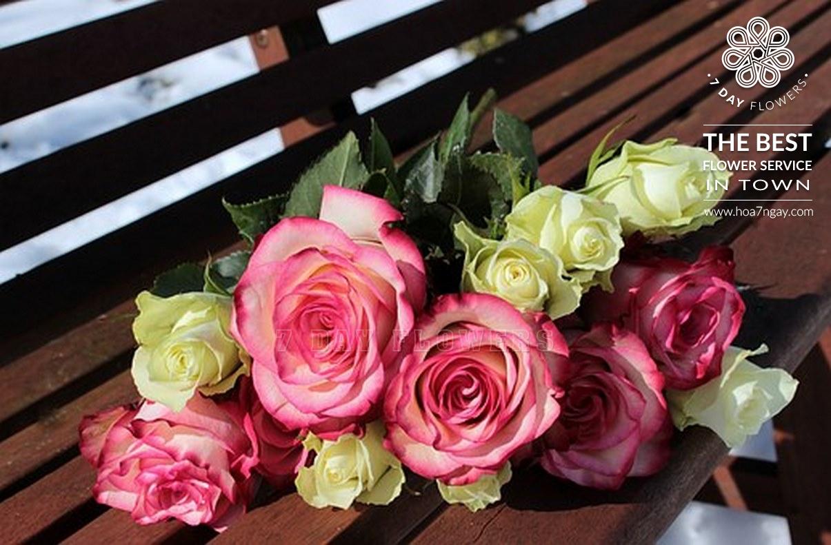 Mua hoa cho Mẹ đầy ý nghĩa-Hoa 7 Ngày