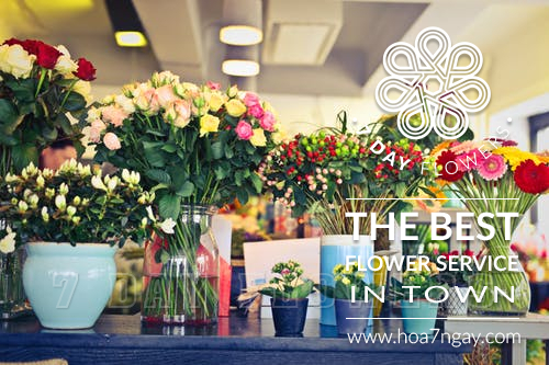 Mua hoa nhập khẩu an toàn tại TP HCM – Hoa 7 Ngày