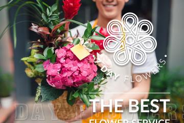 Đặt hoa khai trương tại TP HCM giá rẻ - Hoa 7 Ngày